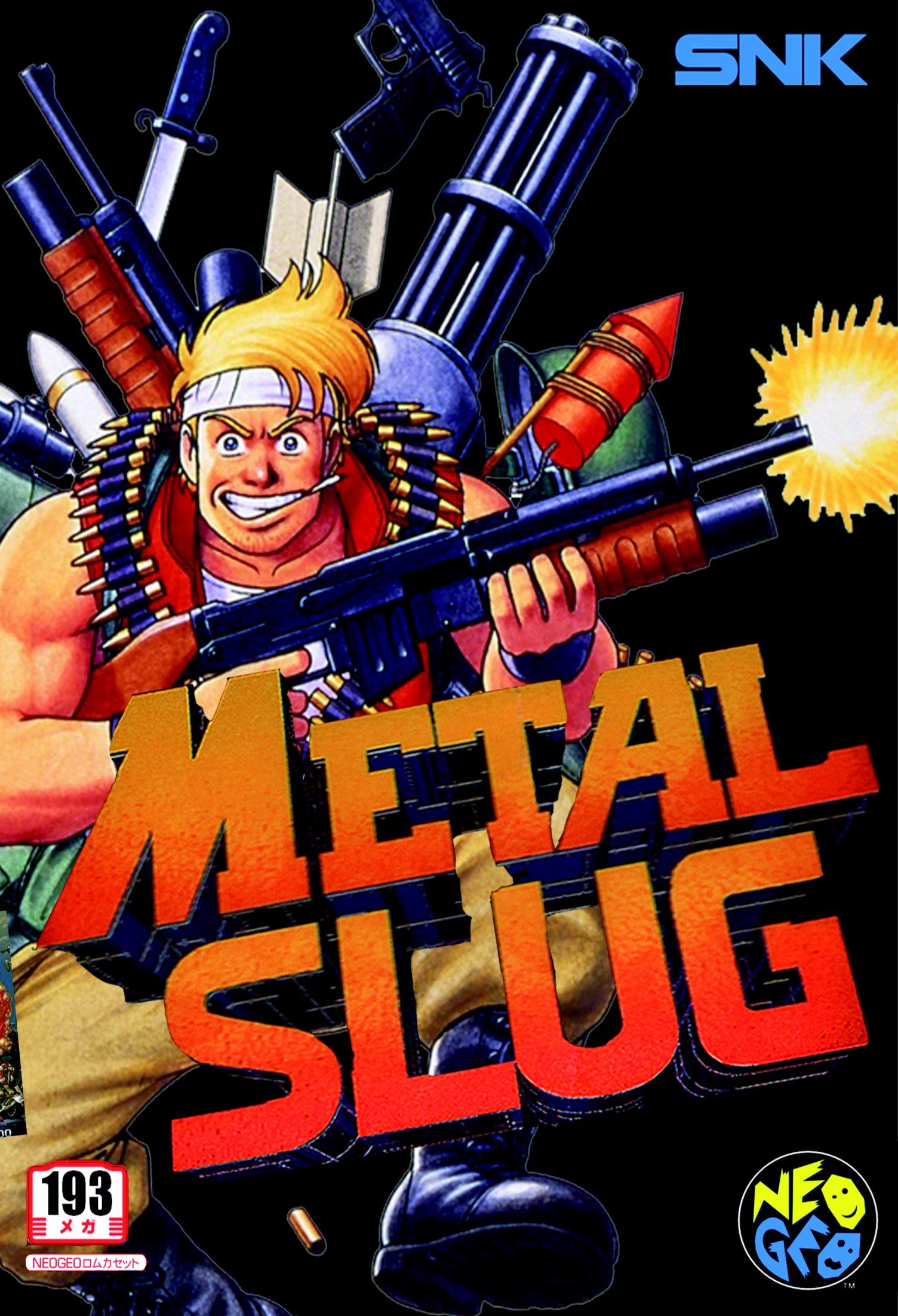 Metal Slug - SV001